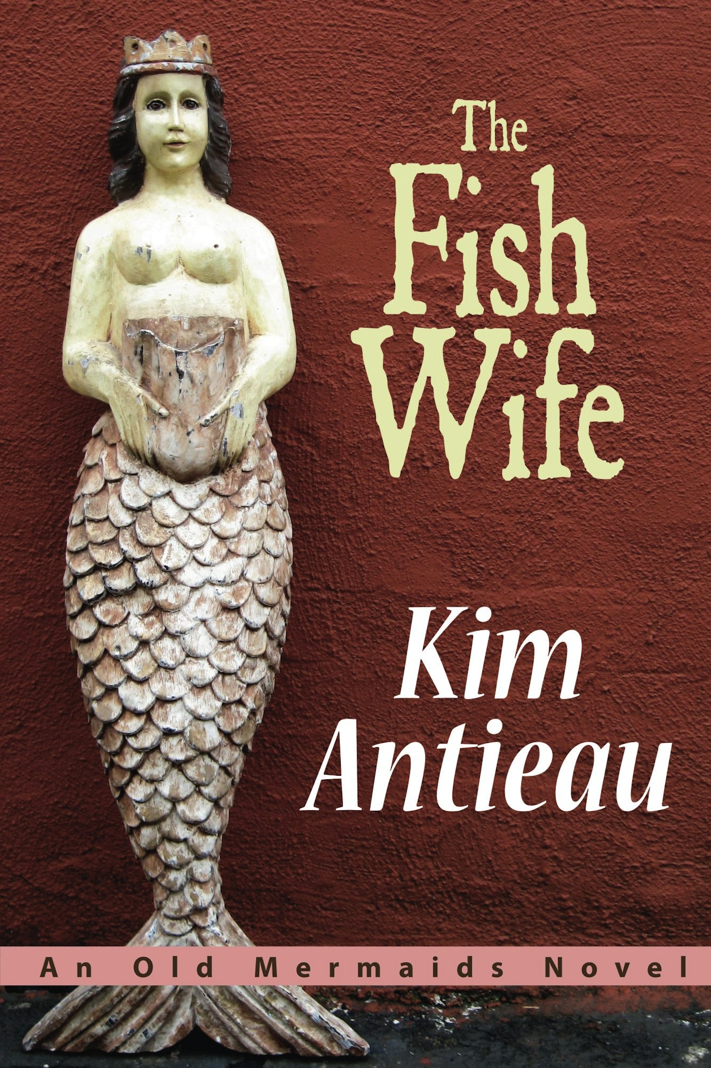 The fish wife an old mermaids novel for Old wife fish